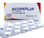 acomplia riomont 20mg weight loss