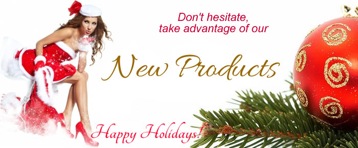 christmas new products