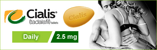 cialis tadalafil daily for treating disfunction erectile