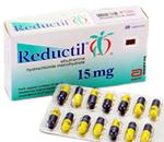 reductil meridia sibutramine 15mg pour perdre du poids