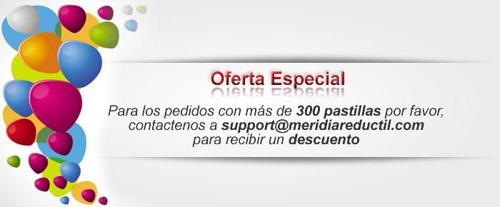 oferta especial