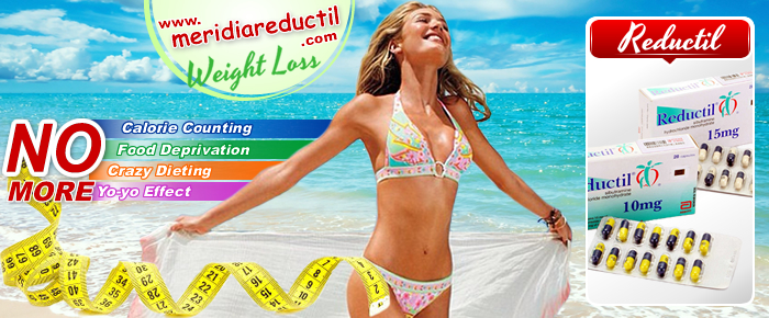 weight loss meridia reductil sibutramine